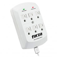 Forza Surge Protector Wall Tap