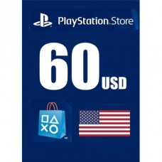 PlayStation Card U$ 60