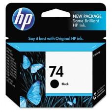 HP 74 Ink