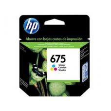 HP 675 Ink Cartridge