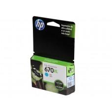 HP 670XL Ink Cartridge