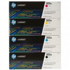 HP 305A Color LaserJet Toner
