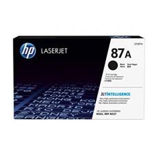 HP 87A Black Toner