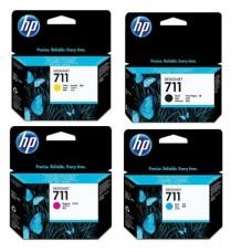 HP 711 Ink Cartridge Color