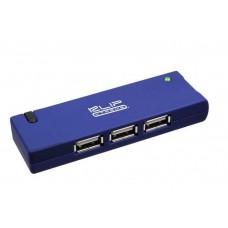 KlipX Portable USB Hub 4port