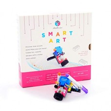 Circuit Cubes Smart Art