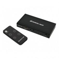 Iogear HDMI Swith  4 x1 Ports
