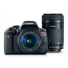 Canon T6i EOS Rebel Cam Bundle