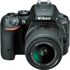Nikon D5500, 18-55mm VR Lens