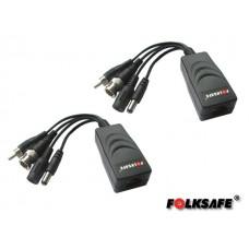 Folksafe Video Power Transmit.