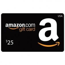 Amazon Gift Card 25$