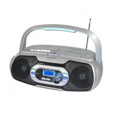 Supersonic BT MP3/CD/Casette