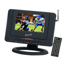 Supersonic Mobile DVD Player 7""