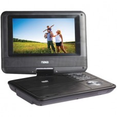 "Naxa 7"" Portable TV /DVD Player"